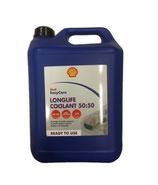 SH-FL-029 Shell Long Life Coolant 50:50 (Caja 4 garrafas x 5 litros)