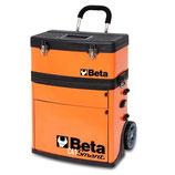 Trolley de Herramientas BETA C41 Smart Naranja