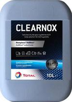 Solución de urea CLEARNOX® Marca Total (Bidón 10 Litros)
