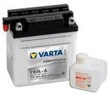 VARTA 12 V. FUNSTART FRESHPACK YB3L-A caja de 8 baterías