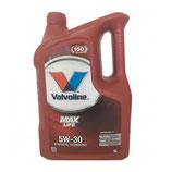Valvoline Maxlife C3 5W30 5L VALVOLINE (1 garrafa de 5 litros)