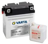 VARTA 6 V. FUNSTART FRESHPACK 6N11A-3A  caja de 6 baterías