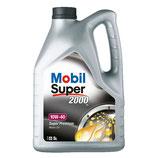 MOBIL SUPER 2000 X1 10W40 (Caja de 4 garrafas de 5 Litros)