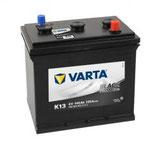 BATERÍA VARTA PROMOTIVE BLACK K13 6V. 140AH. CAMIÓN/AUTOBÚS
