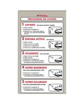 ADHESIVO BOX INSTRUCCIONES 5P 30AF300A