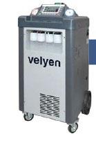 Estación de carga de aire acondicionado VDA* con analizador