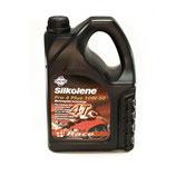 FUCHS SILKOLENE PRO 4 PLUS 10W50 4T (1 garrafa de 4 litros)