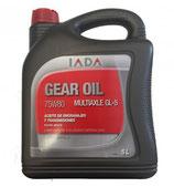 Aceite Multiaxle 75W80 GL-5, IADA (garrafa 5 litros)