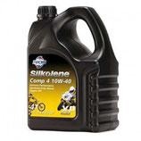 FUCHS SILKOLENE COMP 4T 10W40 XP TECHNOLOGY (1 garrafa de 4 litros)