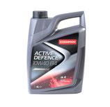 CHAMPION LUBRICANTS ACTIVE DEFENCE 10W40 B4, ACTIVE DEFENCE, 10W40 B4 Aceite de motor 10W-40, Capacidad: 4L, aceite parcialmente sintético