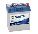 Batería Varta Blue Dynamic 12V. 40Ah A14 + Derecha