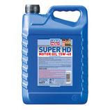 LIQUI MOLY SUPER HD 15W-40 (1 garrafa de 5 Litros)