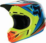 FOX Helm V4 Race Größe L