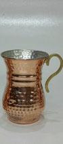 Handgemachte Kupfer Tasse
