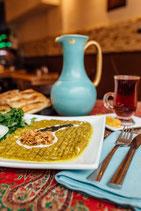 4. Kashke-e-Bademjan (vegetarisch)