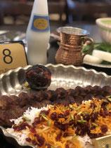 65.Lamm Kubideh Kabab