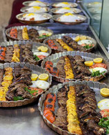 76. Pars Spezial-Kabab(für 3 Personen)