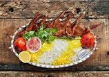 74. Lamm Shishlik Kabab
