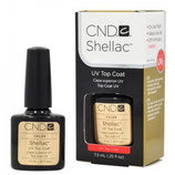 CND Shellac Top Coat