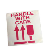 Handle With Care Label (Per Label)