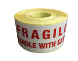 Fragile Label 500 Labels Per Roll