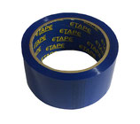 Moving Blue Tape