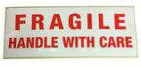 Moving Fragile Label (Per Sticker)