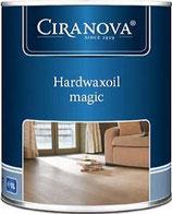 Hartwachsöl Magic Natural weiss 1 Liter