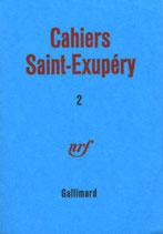 Cahiers Saint Exupéry (volumes 2 et 3)