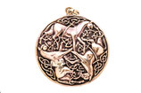 Keltische Pferde Bronze