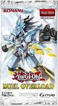 """Duel Overload """"Booster"""""""