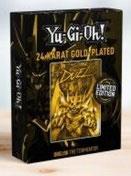 Limited Edition Gold Metal God Card Obelisk the Tormentor