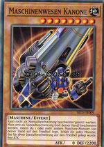 (SR10) Maschinenwesen Kanone