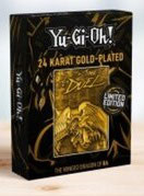 Limited Edition Gold Metal God Card Winged Dragon of Ra