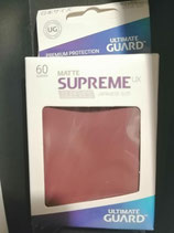 Ultimate Guard - Small Sized - Burgunder