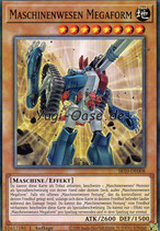 (SR10) Maschinenwesen Megaform