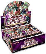 "Burst of Destiny ""Display"""