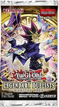 "Legendary Duelists: Magical Hero ""Booster"""