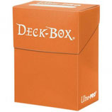 Ultra Pro Deck Box Solid - Orange