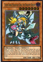 (Orica) Toon Dunkles Magier-Mädchen, die Drachenritterin