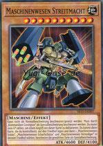 (SR10) Maschinenwesen Streitmacht