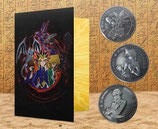 Limited Edition Coin Album with 3 Coins