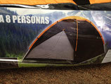 Tent for 8 persons