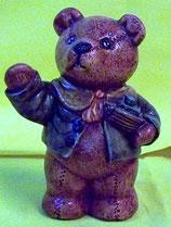 Teddy mit Schiff
