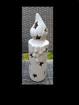 Kerze 146 ausgeschnitten