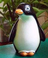 Pinguin Kind Flügel geöffnet