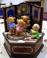 Saloon  Spieluhr