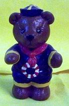 Kleiner Matrosen-Teddy