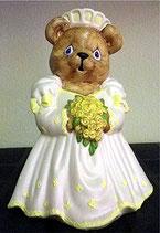 Braut Teddy