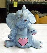 Elefant mit Segelohren